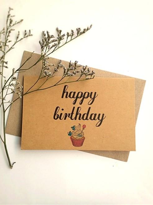 Thiệp chúc mừng sinh nhật của Papermix.