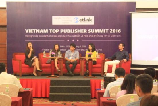 Hội nghị Publisher 2016 đưa ra những giải pháp khai thác nội dung hiệu quả hơn