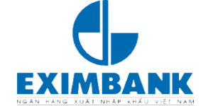 Logo Eximbank - Thanh toán cho NTCServices