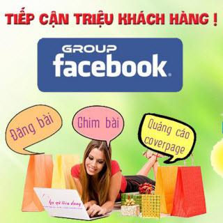 Thuê nhóm Facebook bán hàng online hiệu quả